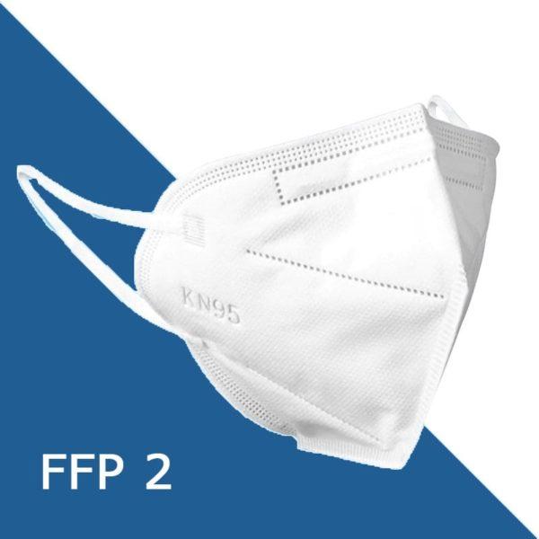 FFP2 Angel blue